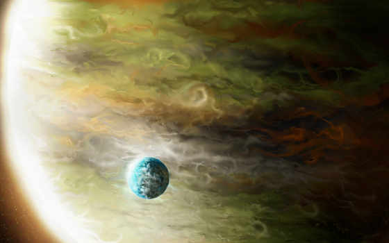 взгляд, биг, planet, гигант, газовый, giants,