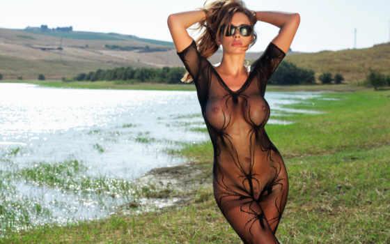 девушка, белье, swamp, трава, pornyi, home, главное, прозрачный, gallery