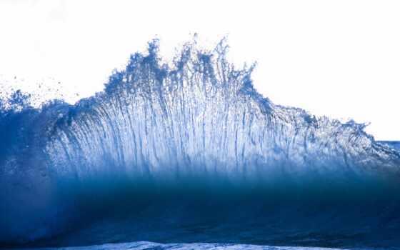 волна, water, лед, море, ocean, winter, иней