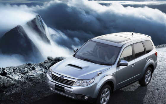 subaru, forester, wallpaper, widescreen, субару, wallpapers, форестер, машины,