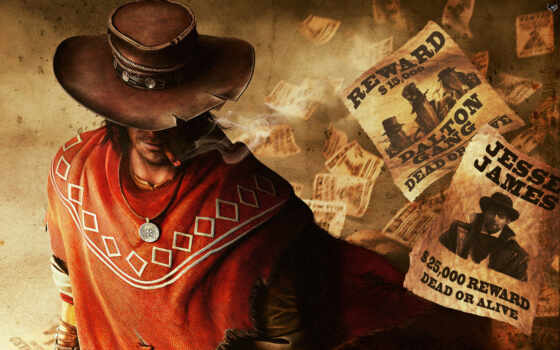 call, juarez, gunslinger, cowboy, wanted, game, resolution, download, игры, developer, menu,
