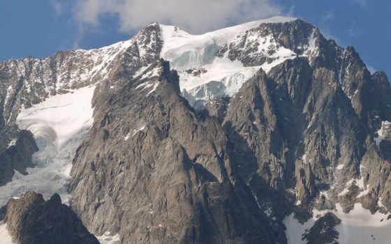 горы, природа, cliff