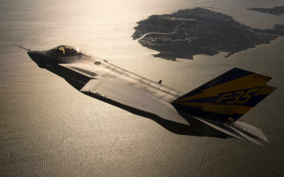 полет, тест, f-35