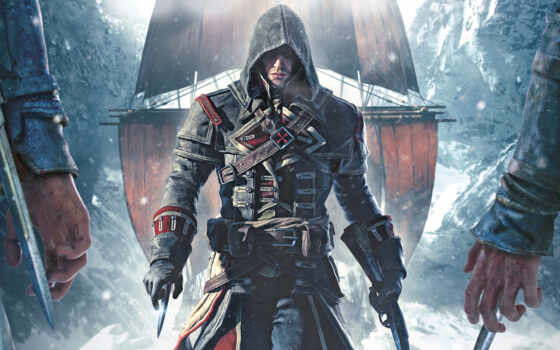 creed, assassin, rogue