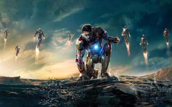 iron, мужчина, stark, tony,
