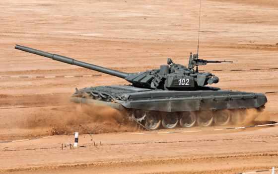 танк, танки, танков, модификация, модернизированн, кремля, здания, стоит, экспонатов,