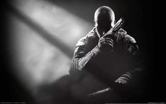 колл, duty, black, ops, desktop,
