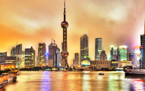 шанхай, китай Фон № 23450 разрешение 2560x1600