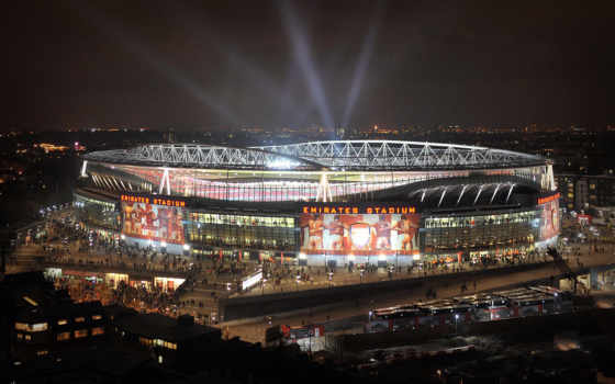 футбол, стадион, спорт