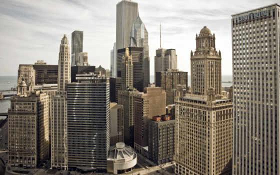 небоскребы, gorod, чикаго, сша, иллинойс, города, chicago,