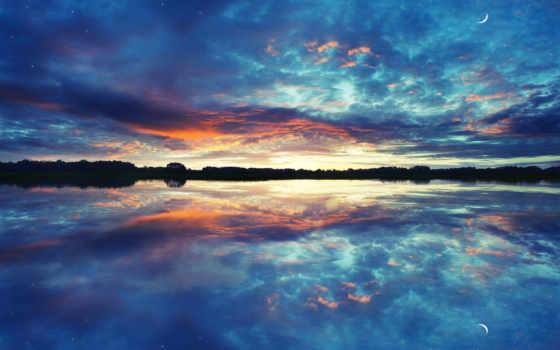 cosmos, отражение,