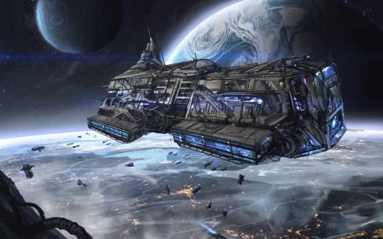 корабли, космические, cosmos, planet, sound, art, корабль, корабля, cosmic, космического, звезды,