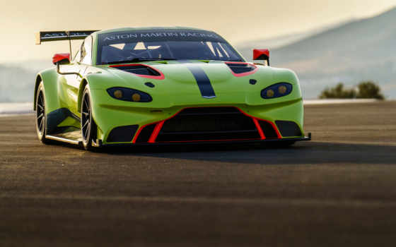 aston, martin, vantage, gte, new, car, racing, revealed, racecar,