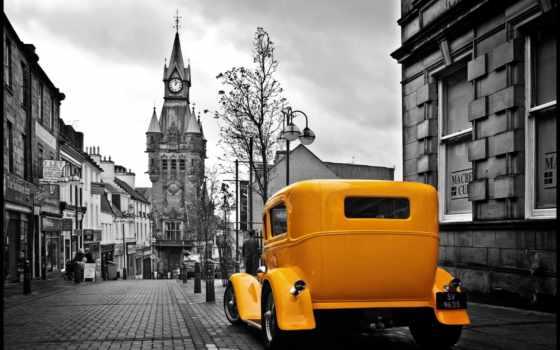 car, london
