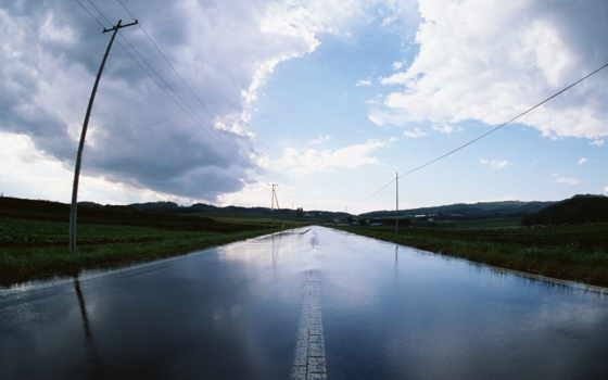 дорога, дороги, water