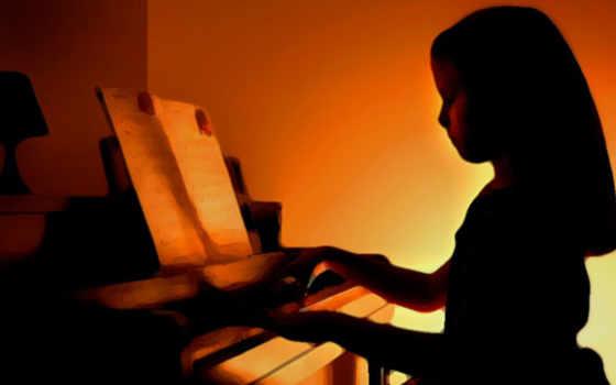 пианистка, молодой, волгодонска