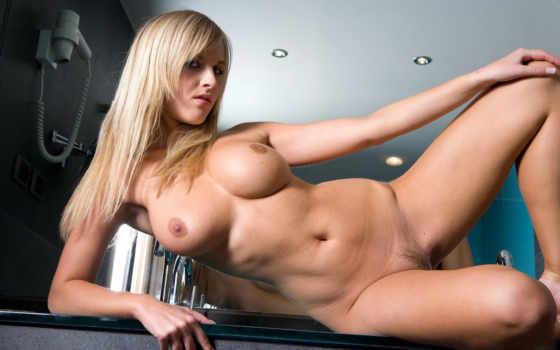 кухне, erotica, голая