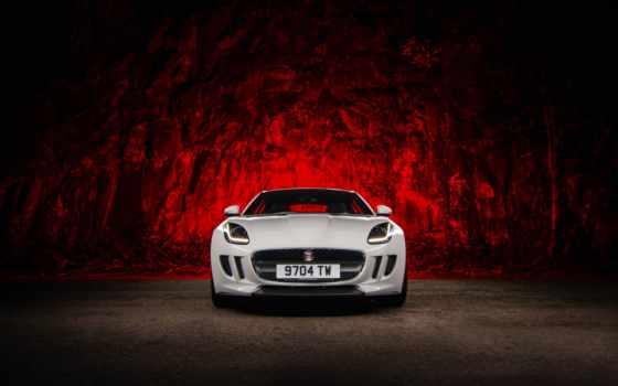jaguar, вид, white, cars, car,