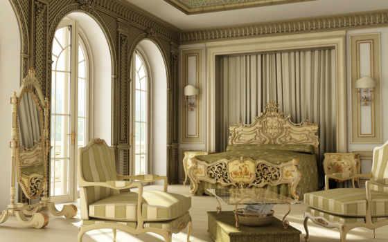 стиль, интерьер, luxury