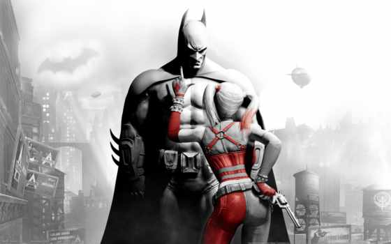 игры, batman, arkham