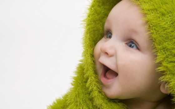 малыш, blue, глаз, вместе, вырасти