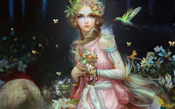 fantasy, девушка, фея, красивый, art, subscribe, pinterest, коллекция