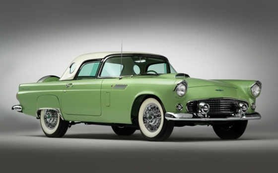 ford, thunderbird