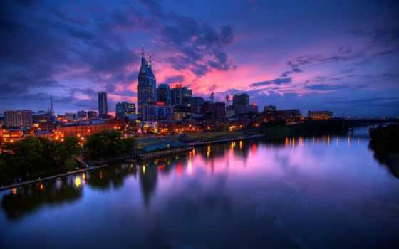 город, современные, города, виды, страница, городов, ночных, бесплатные,