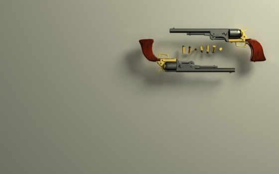 кольт, пистолет
