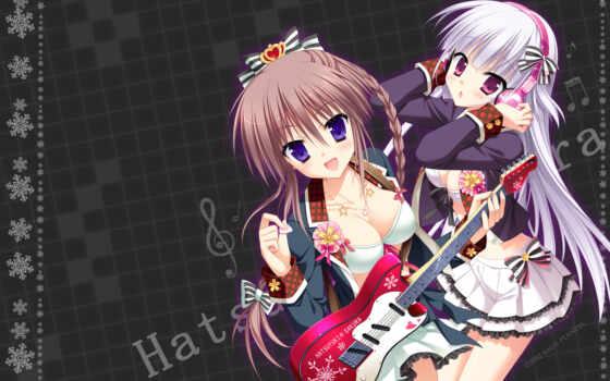 hair, anime Фон № 30985 разрешение 1920x1200