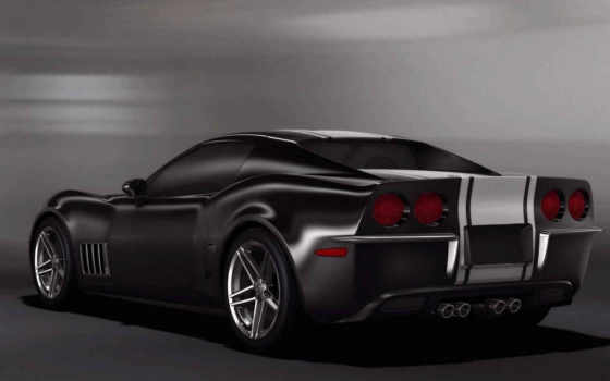 corvette, stingray, design