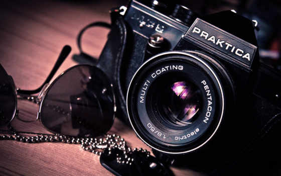 обои, фотоаппарат, camera, объектив, tech, hi, фот