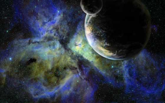 галактика, планета