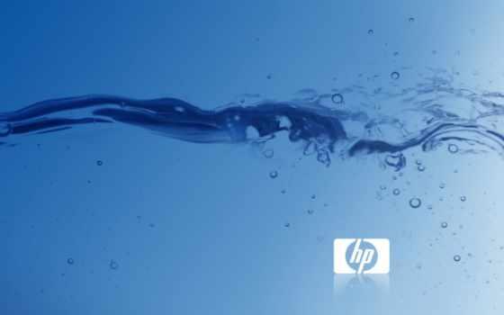 hp, logo, liquids, bubbles