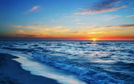 море, sun, закат Фон № 135052 разрешение 1920x1080