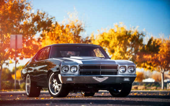 chevrolet, шевель, muscle, car, flare, кар, chevelle,