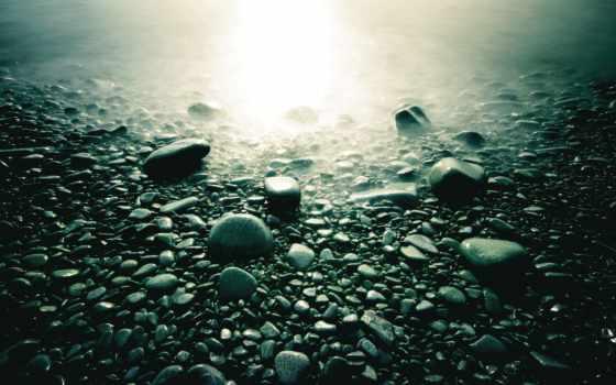 пейзажи -, ipad, макро, серые, мрачные, камни, минералы,