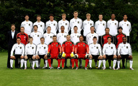 football, team, germany