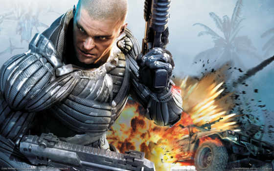 игры, video, games, game, crysis, warhead,