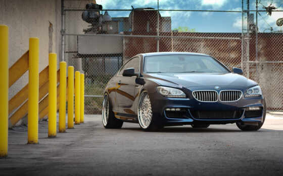 bmw, avant, garde, wheels, ag, взгляд, сбоку, black, preview,