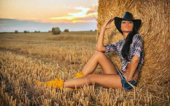 stock, cowgirl, youtube, девушка, housle, сено, millionaire, photos, photography, images, uživatele,