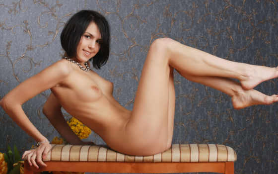 sitting, russian, ножки, голая, эротика, маленькая грудь