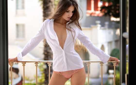 ,, одежда, белый, красота, мода, модель, верхняя одежда, нога, мышца, шея, дамское белье, трусики, рубашка, женщина, предмет нижнего белья,