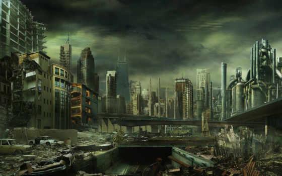 city, del