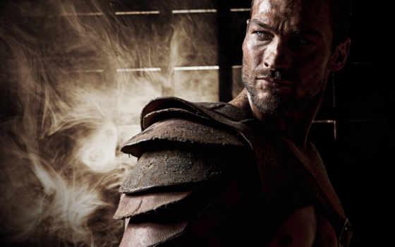 спартак, spartacus, кровь, гладиатор, песок, серия, воин,