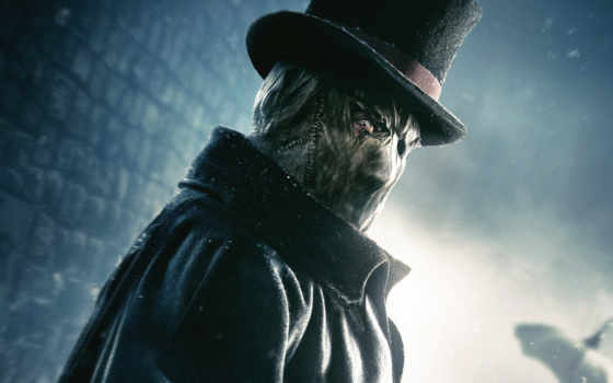 assassin, creed, потрошитель