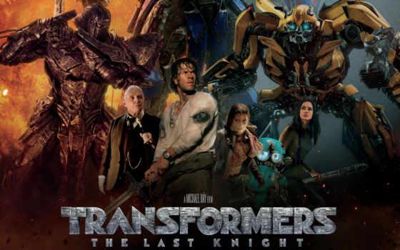 рыцарь, последний, transformers, плакат, movie, new,