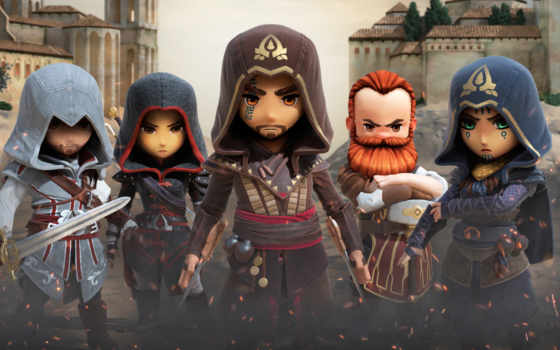 creed, assassin, rebellion, ubisoft, игры, origins, новости,