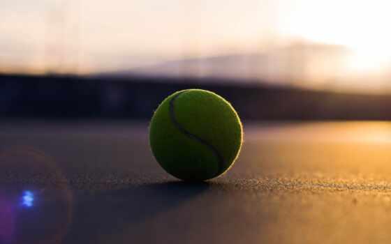 мяч, tennis, суд, спорт, биг