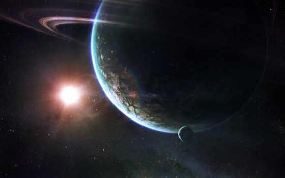 космос, планета Фон № 17456 разрешение 1920x1200